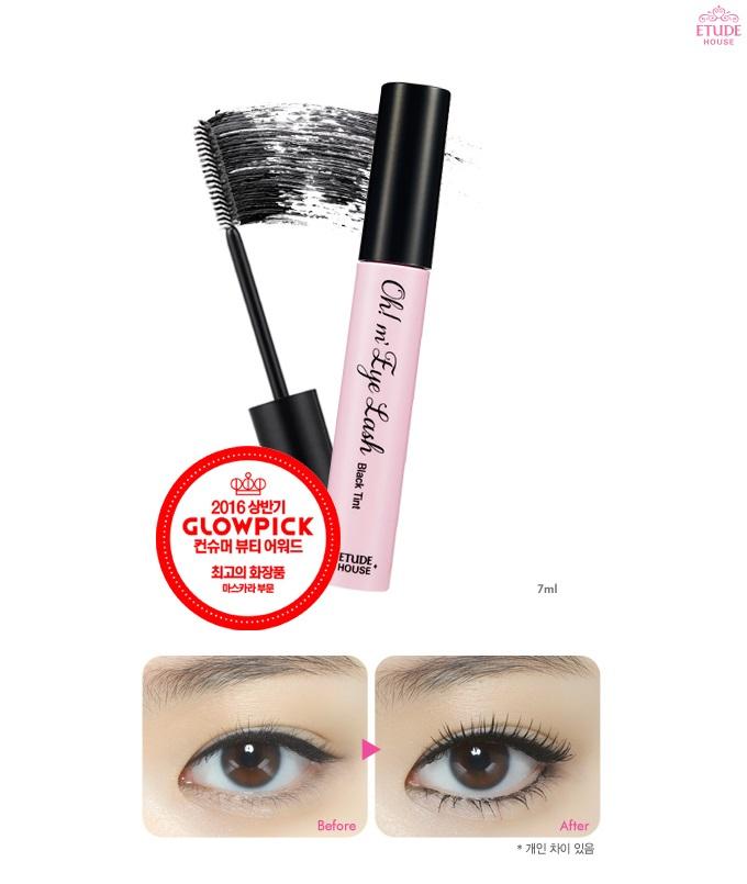 Eye Lash Black Oh Etude MascaraEbay House Tint M AqRL354j